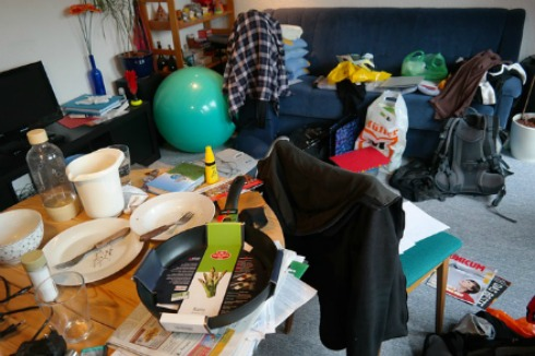 Clutter control