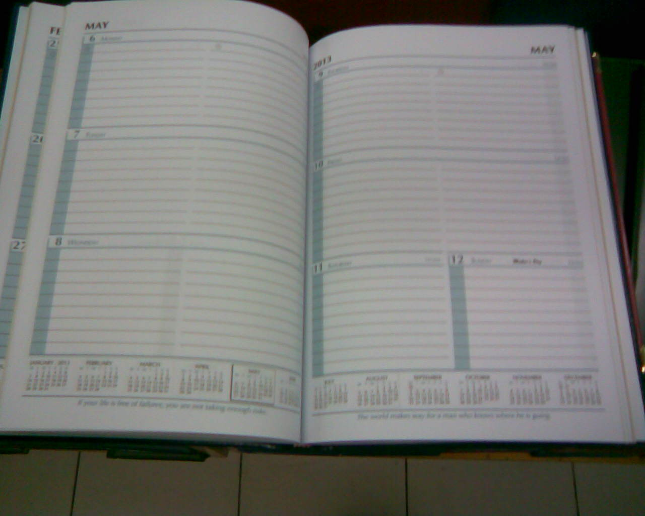 full weekly planners for your complete scheduling